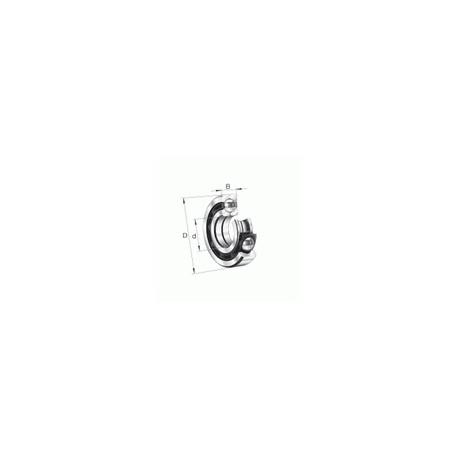 CUSCINETTO QJ 209 TVP FAG 45X85X19