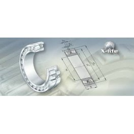 CUSCINETTO 21318 K C3 FAG 90X190X43